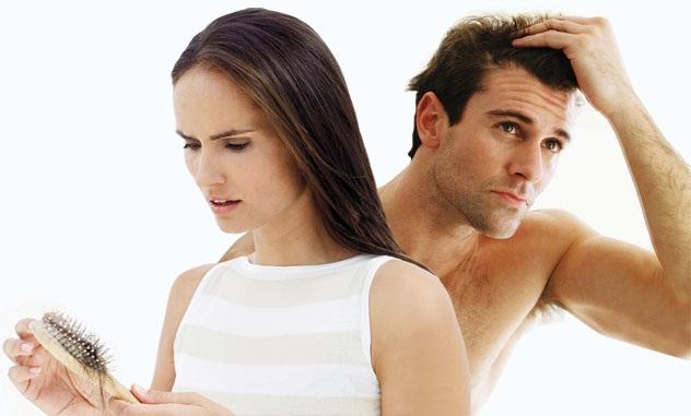 proviva nadmierne wypadanie włosów