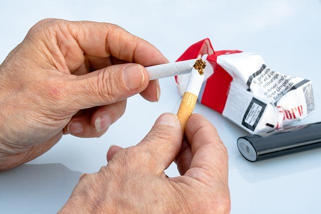 rzucanie palenia - terapia antynikotynowa wrocław