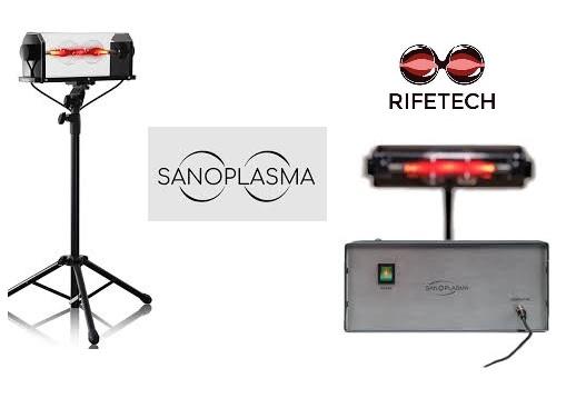 Generator plazmowych częstotliwości Rife'a niszczący patogeny
